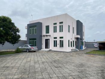 Well Built 6 Bedroom Fully Detached with 2 Bqs, Lekki Scheme2, Ajah, Lagos, Detached Duplex for Sale