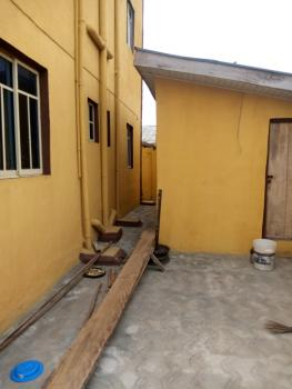 Newly Built Spacious 2 Bedroom Upstairs, Off Ishaga Road, Surulere, Lagos, Flat for Rent