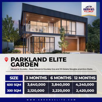 Affordable Residential Land with Good Title, Parkland Elite Estate Nkwerre Ezulaka Neargra and 33 Estate Nsugbe, Nkwerre, Imo, Residential Land for Sale