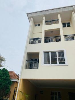4 Bedroom Terraced Duplex with a Room Bq and a Gym House with Pool, Oniru, Lekki, Lagos, Terraced Duplex for Rent