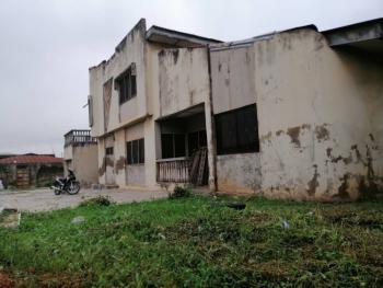 7 Bedroom Duplex with Cofo Along Tiled Road, Behind Yidi Praying Ground,agodi Gate Area, Ibadan, Oyo, Detached Duplex for Sale