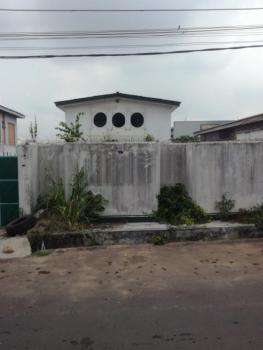 a Demolishable 6 Bedrooms Detached Duplex on 650sqm, Opebi, Ikeja, Lagos, Detached Duplex for Sale
