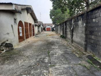 Spacious Compound with Four 2 Bedroom Flats, and One 3 Bedroom Flat, Rumuagholu Road, Obio-akpor, Rivers, Block of Flats for Sale