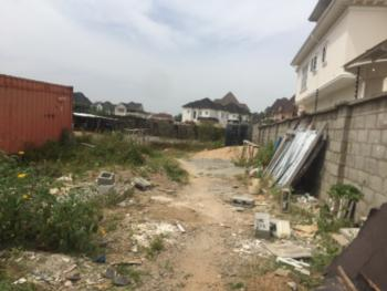 Lovely 1300 Sqm Residential Fenced Plot, Wonderful Neighborhood, By Maitama Extention, Maitama District, Abuja, Residential Land for Sale