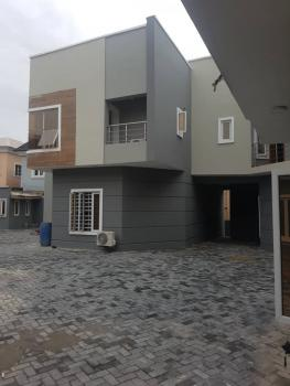3 Bedroom Terrace Duplex All Room Ensuit, Phase 1, Gra, Magodo, Lagos, Terraced Duplex for Rent