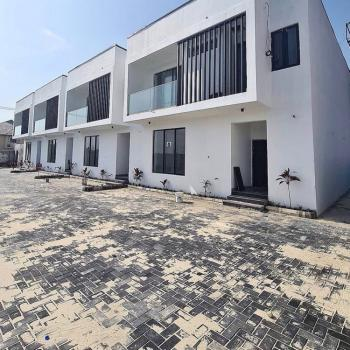 Newly Built and Well Finished 4 Bedroom Terraced Duplex with a Room Bq, Ilaje, Ajah, Lagos, Terraced Duplex for Sale