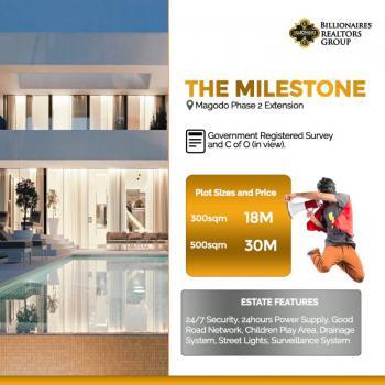 The Milestone Estate, Magodo Phase 2, Magodo, Lagos, Residential Land for Sale