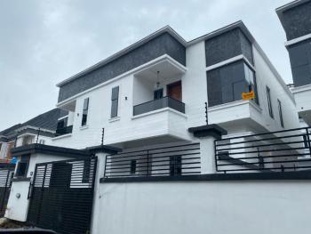 Newly Built 4 Bedroom Semi Detached Duplex with Bq, Chevy View Estate, Lekki Phase 1, Lekki, Lagos, Semi-detached Duplex for Sale