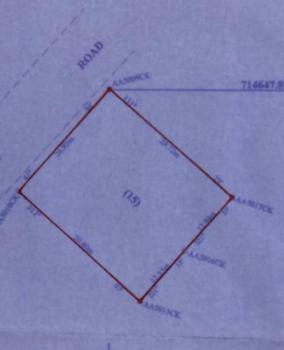 750sqm of Bare-land, Pinnock Beach Estate, Osapa, Lekki, Lagos, Residential Land for Sale