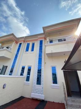 Massive 4 Bedrooms Semi Detached Duplex with Bq, Ajah, Lagos, Semi-detached Duplex for Sale
