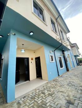 Brandnew and Exquisitely Finished 4 Bedroom Semi-detached Duplex, Orchid Road, Ikota, Lekki, Lagos, Semi-detached Duplex for Rent