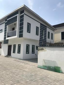 4 Bedroom Fully Detached Duplex in a Mini Court with Spacious Compound, Osapa Road, Agungi, Lekki, Lagos, Detached Duplex for Rent