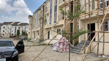 Luxury Newly Finished 4 Bedroom Terrace Duplex, Brains and Hammers Estate, Opp Godab Estate, Life Camp, Abuja, Terraced Duplex for Sale