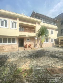Lovely Duplex with Rooftop Sport Bar in an Exclusive Estate, Banana Island, Ikoyi, Lagos, Semi-detached Duplex for Sale