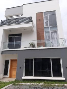 Newly Built 4 Bedroom Detached House + 2 Rooms Bq & Swimming Pool, Ikeja Gra, Ikeja, Lagos, Detached Duplex for Sale