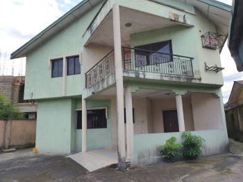 4 Bedroom Detached House with 2 Room Staff Quarters, Rumuibekwe, Port Harcourt, Rivers, Detached Duplex for Sale