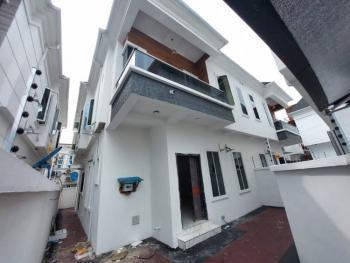 4 Bedroom Semidetached Duplex and 1 Bq, By Second Toll Gate, Lekki, Lagos, Semi-detached Duplex for Sale