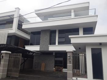 5 Bedrooms Fully Detached Duplex with Swimming Pool and Bq, Lekki Phase 1, Lekki, Lagos, Detached Duplex for Sale