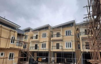 Brand New Luxury Finished 4 Unit of 5 Bedrooms Terraced House with 1 Bq, Off Coker Road, Ilupeju, Lagos, Terraced Duplex for Rent