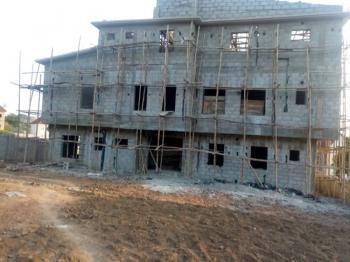 6 Bedrooms Fully Detached Duplex + Bq in an Estate, Fha Guzape, Guzape District, Abuja, House for Sale