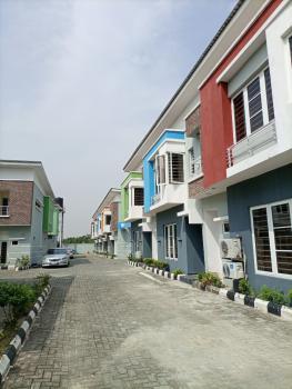 Luxury 4 Bedrooms Duplex, By Abraham Adesanya, Lekki Phase 2, Lekki, Lagos, Terraced Duplex for Rent