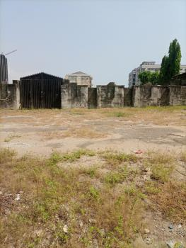 2500sqm Fenced Vacant Land with Massive Setback Space, Ligali Ayorinde, Victoria Island (vi), Lagos, Commercial Land for Rent