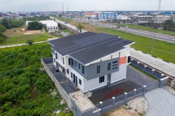 Well Finished 3 Bedrooms Studio Apartment with a Bq, Beachwood Estate, Bogije, Ibeju Lekki, Lagos, Terraced Duplex for Rent