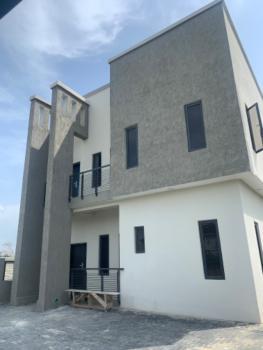 Well Finished 3 Bedroom Semi Detached Duplex with a Bq, Beachwood Estate, Bogije, Ibeju Lekki, Lagos, Terraced Duplex for Sale