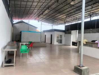 Warehouse on a Full Plot of Land with a  Cold Room, Ogunfayo, Eputu, Ibeju Lekki, Lagos, Warehouse for Sale