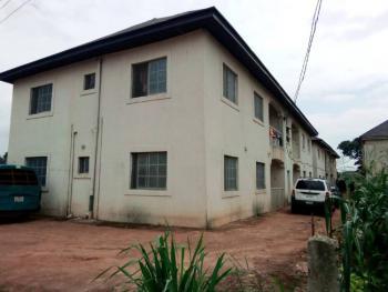 Block of 4 Nos. 3 Bedroom Flats with C of O, Refiners Estate, Emene, Enugu, Enugu, Flat / Apartment for Sale