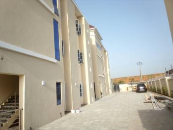 Brand New Serviced 2 Bedrooms Flat, Spacious, Tarred Road, By Gilmore, Jahi, Abuja, Flat for Rent
