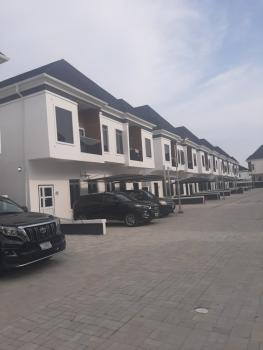 a Fully Serviced Brand New 4 Bedrooms Semi Detached Duplex with Bq, Lekki Conservation, Chevron, Lekki, Lagos, Semi-detached Duplex for Rent
