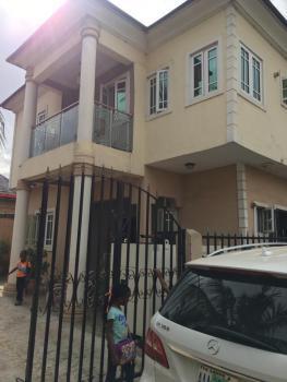 5 Bedroom Duplex+ 2 Mini Flat + 3 Bedroom Bungalow, Oke-ira, Ogba, Ikeja, Lagos, Semi-detached Duplex for Sale