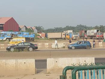 33000sqm Land, Along Lagos - Ibadan Expressway, Berger, Arepo, Ogun, Mixed-use Land Joint Venture