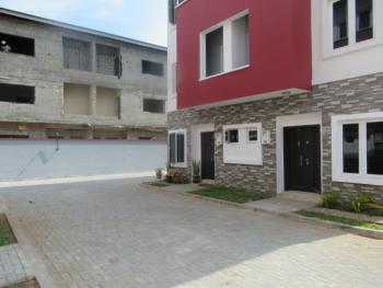 Beautiful Luxury 4 Bedrooms Townhouse with a Bq with a Gated Estate, Ikate, Lekki, Lagos, Terraced Duplex for Rent