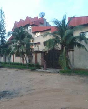9 Bedrooms Duplex with Swimming Pool, 7 Sitting Rooms and Lots More, Suberu Oje Road, Casso Bus-stop. Lagos- Abeokuta Expressway, Alagbado, Ifako-ijaiye, Lagos, Detached Duplex for Sale