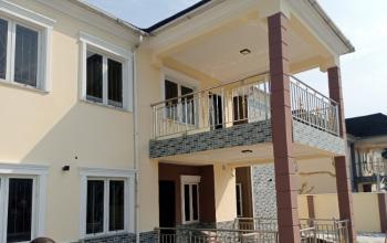 Luxury Brand New 4 Bedroom Duplex with Bq, Harmony Estate, Naf Base, Eliozu, Port Harcourt, Rivers, Detached Duplex for Sale