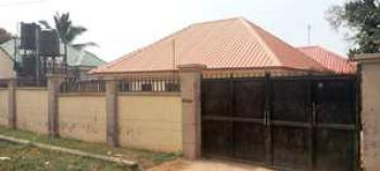 3 Bedroom Bungalow, 1 Crescent, Fha, Lugbe District, Abuja, Detached Bungalow for Sale
