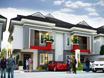 4 Bedroom Semi Detached, Lafiaji, Lekki, Lagos, Semi-detached Duplex for Sale