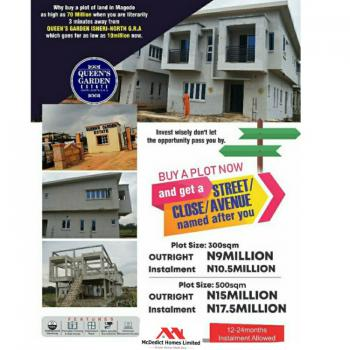 Buy a Plot and Get a Street/close/avenue Named After You, Mowe Ofada, Isheri North, Lagos, Residential Land for Sale