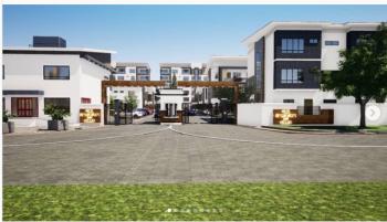 1 Bedroom Flat, Behind Romey Garden Estate, Opposite Nicon Town, Lekki, Lagos, Terraced Duplex for Sale