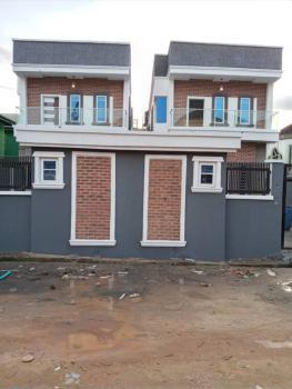 Newly Built 4 Bedroom Detached Duplex, Maple Wood Estate, Agege, Lagos, Detached Duplex for Sale