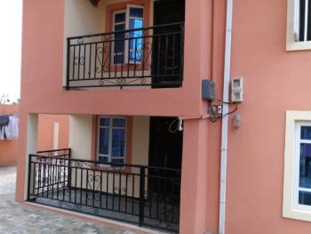 Spacious Two Bedroom Flat (downstairs)., Harmony Estate, Ajah, Lagos, Flat for Rent