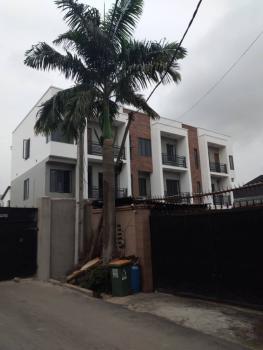 Exquisitely Finished 4 Bedroom Terrace Duplex, Akora Villa, Adeniyi Jones, Ikeja, Lagos, Terraced Duplex for Sale