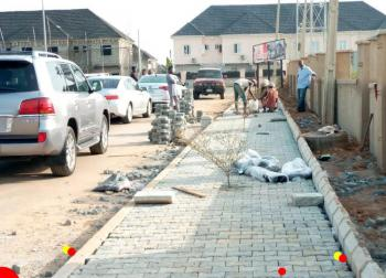 Exquisite Land in a Developed Area, Opposite Ndic Quarters, Karmo, Abuja, Mixed-use Land for Sale