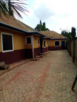 Detached 3 Bedroom Bungalow with 2 Units of Self Contain Apartment., Aso Road By Welder Junction, Mararaba, Abuja, House for Sale