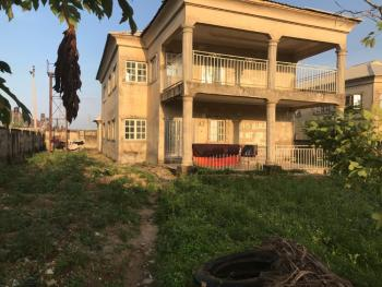 2 Sets of 80% Complete  Spacious 4 Bedroom Duplex with 3 Bedroom Bq, Less Than 5 Minutes Drive From Shoprite, Apo, Lokogoma District, Abuja, Detached Duplex for Sale
