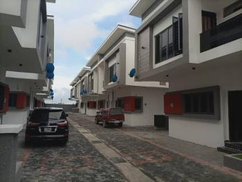 Newly Built and Serviced 4 Bedrooms Duplex with Bq, Ikota Villa Estate, Ikota, Lekki, Lagos, Semi-detached Duplex for Rent
