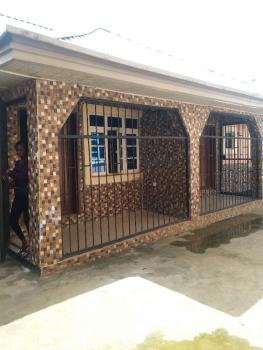 Neat 2 Bedrooms Flat, 35 Gbenga Banwo Street, Igbogbo, Ikorodu, Lagos, Detached Bungalow for Rent