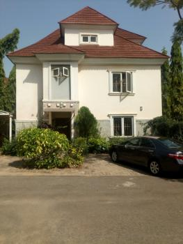 a Tastefully Finished Serviced 5 Bedroom Fully Detached Duplex with 1bq, Life Camp, Abuja, Detached Duplex for Rent